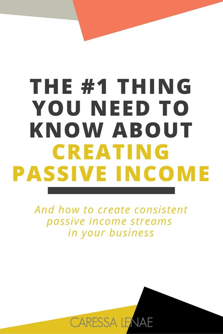 It's so easy to get in the groove of creating passive income streams in your business that you forget who you are doing it for. Passive income only works if you aren't forgetting to do this number 1 thing consistently in your business. Click the image to find out if you are committing this sales funnel crime to passive income via @CaressaLenae
