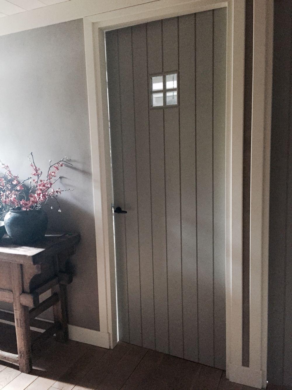 Binnendeuren landelijke stijl woonthuis interieurstyling for Klinken voor binnendeuren