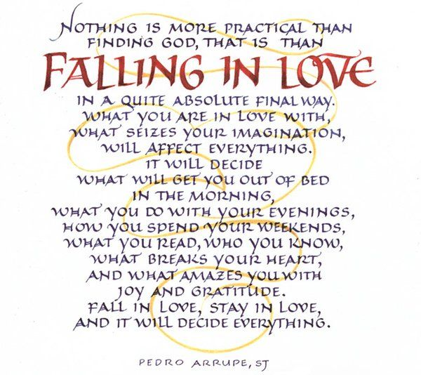 """Falling In Love Is Easy But Staying In Love Quotes: """"Fall In Love, Stay In Love, And It Will Decide Everything"""