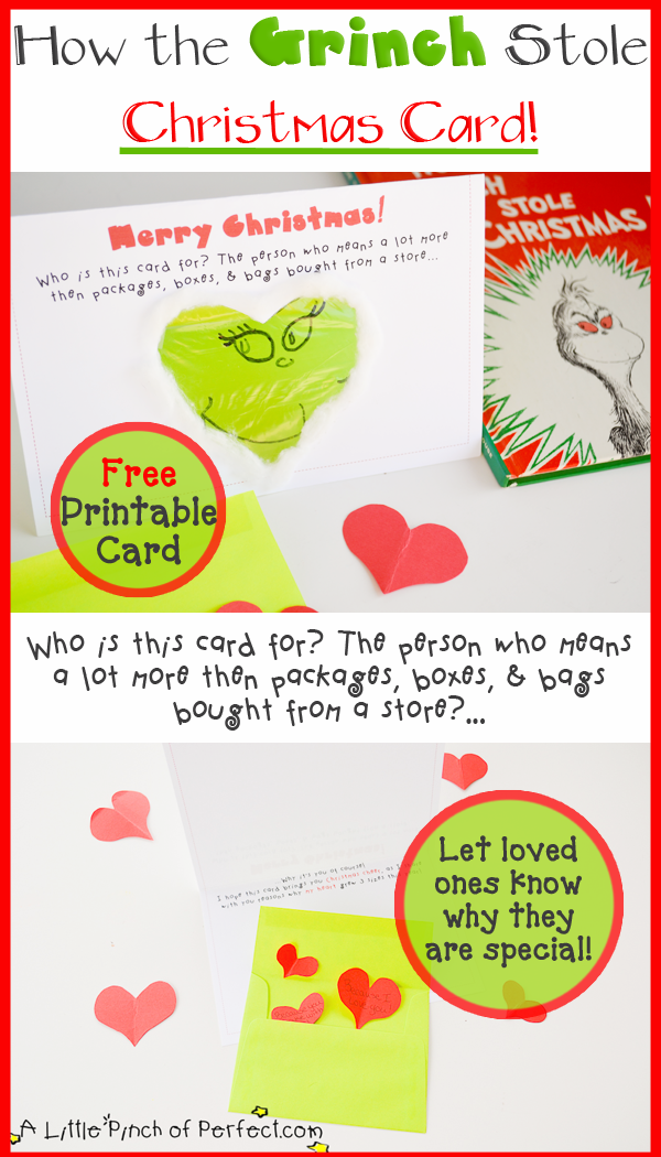 A Little Pinch of Perfect: How the Grinch Stole Christmas ...