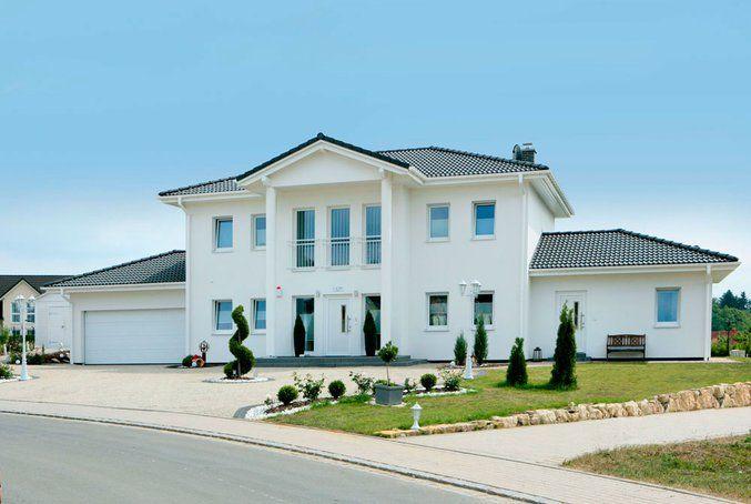 villa classic 237 von dan wood hausbau pinterest hausbau traumh user und architektur. Black Bedroom Furniture Sets. Home Design Ideas