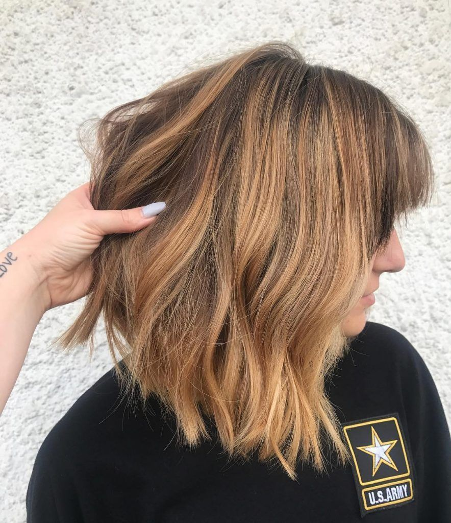 11 Beautiful Medium Length Hairstyles (April 11 Collection) - 11
