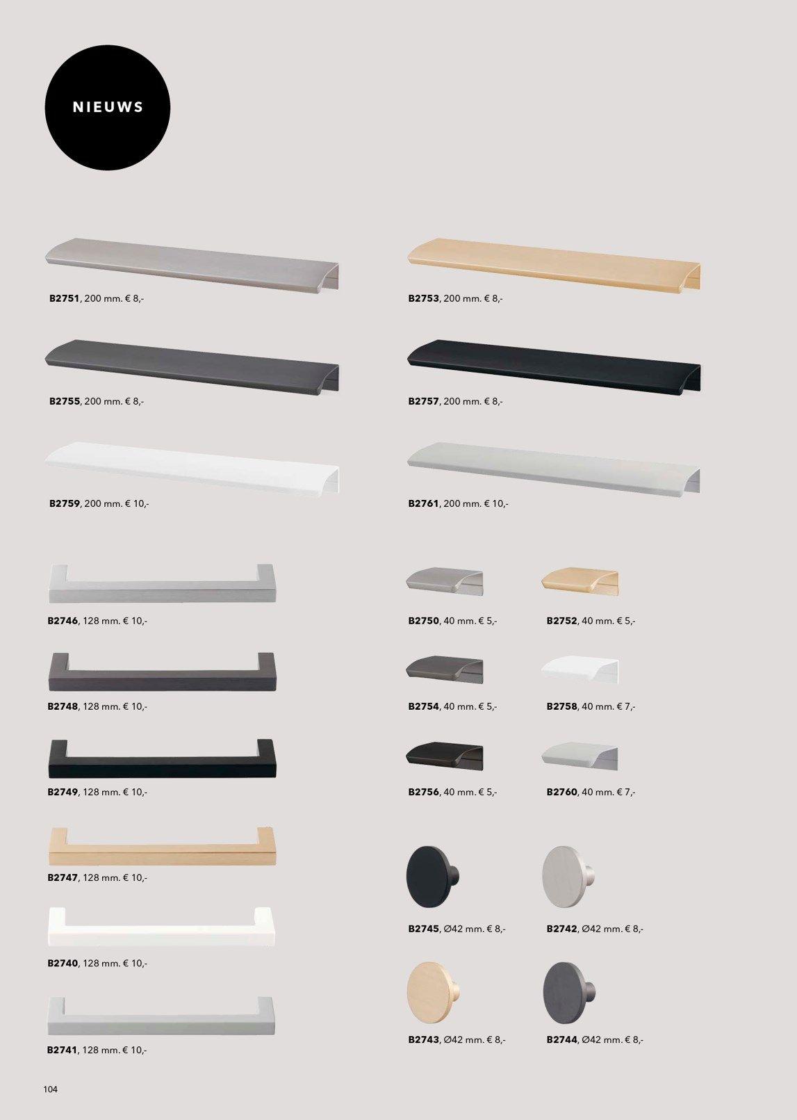 Kvik Pagina 104 Zwarte Of Geborsteld Gouden Handgrepen V A 8 In 2020 Wardrobe Handles Kitchen Pendant Lighting Tile Edge