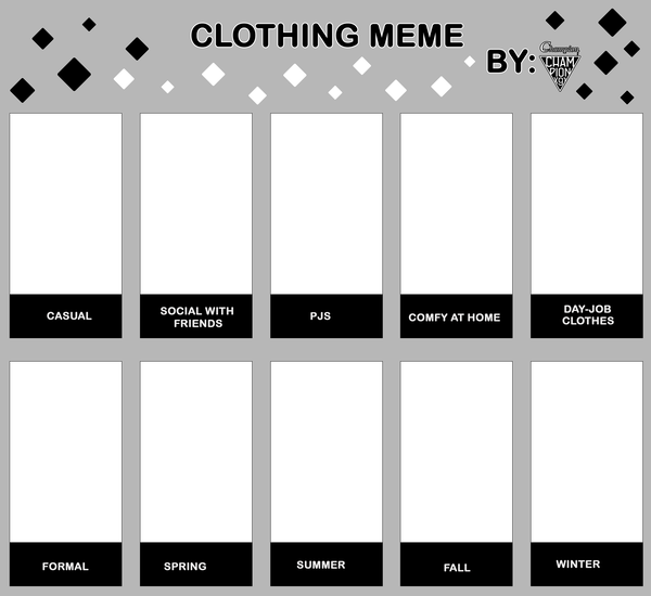 Clothing MEME BLANK by Championx91 on DeviantArt