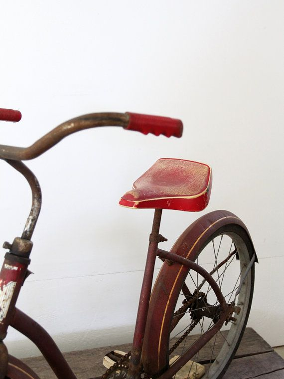 1950s Roadmaster Bicycle / Vintage Children's Bike by 86home, $275.00