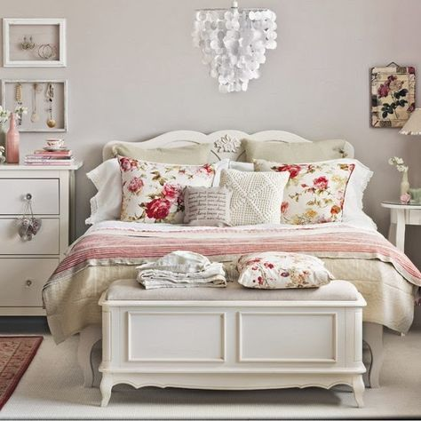 Bedrooms Inspiration Project ]- shabby&countrylife.blogspot.it ...