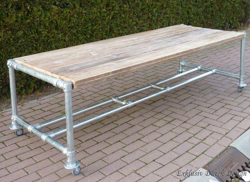 Gartentisch Rund Holz Selber Bauen sdatec.com