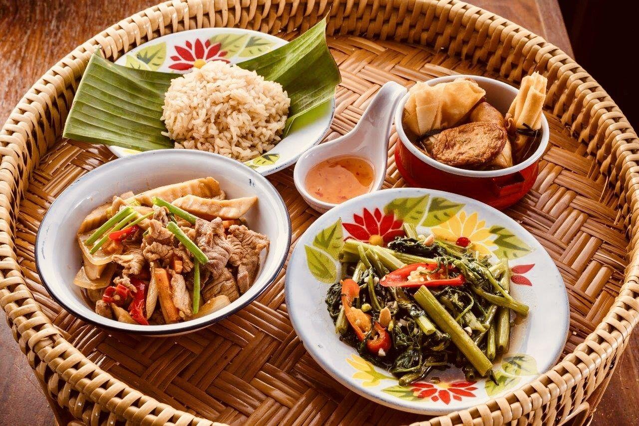 The Thai Food Factory Patong Beach Phuket Goodfood Goodmood Thaifood Thaistyle Restaurant Design Thailand Food Thai Recipes Thai Cafe