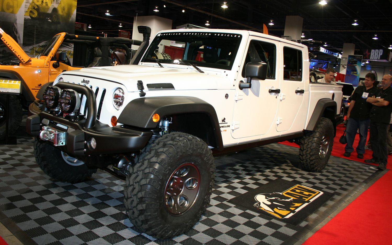 Jeep Brute For Sale >> Brute Double Cab Jeep Pickup | Rides | Jeep scrambler ...