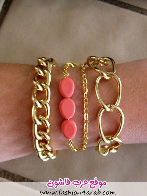 اكسسوارات بنات شيك 2013 Jewelry Fashion Jewelry Jewelry Trends