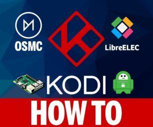 Setup Kodi OSMC & LibreELEC VPN on Raspberry Pi 3 With Private