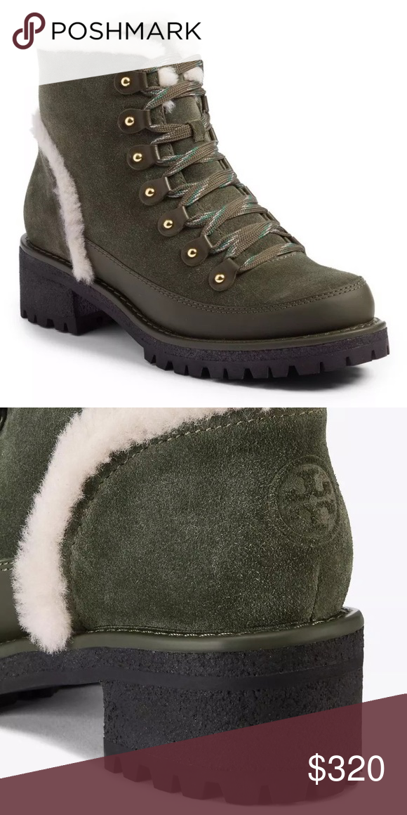 5eafb48eab14 Tory Burch cooper ankle boots A practical and stylish choice for cold  weather