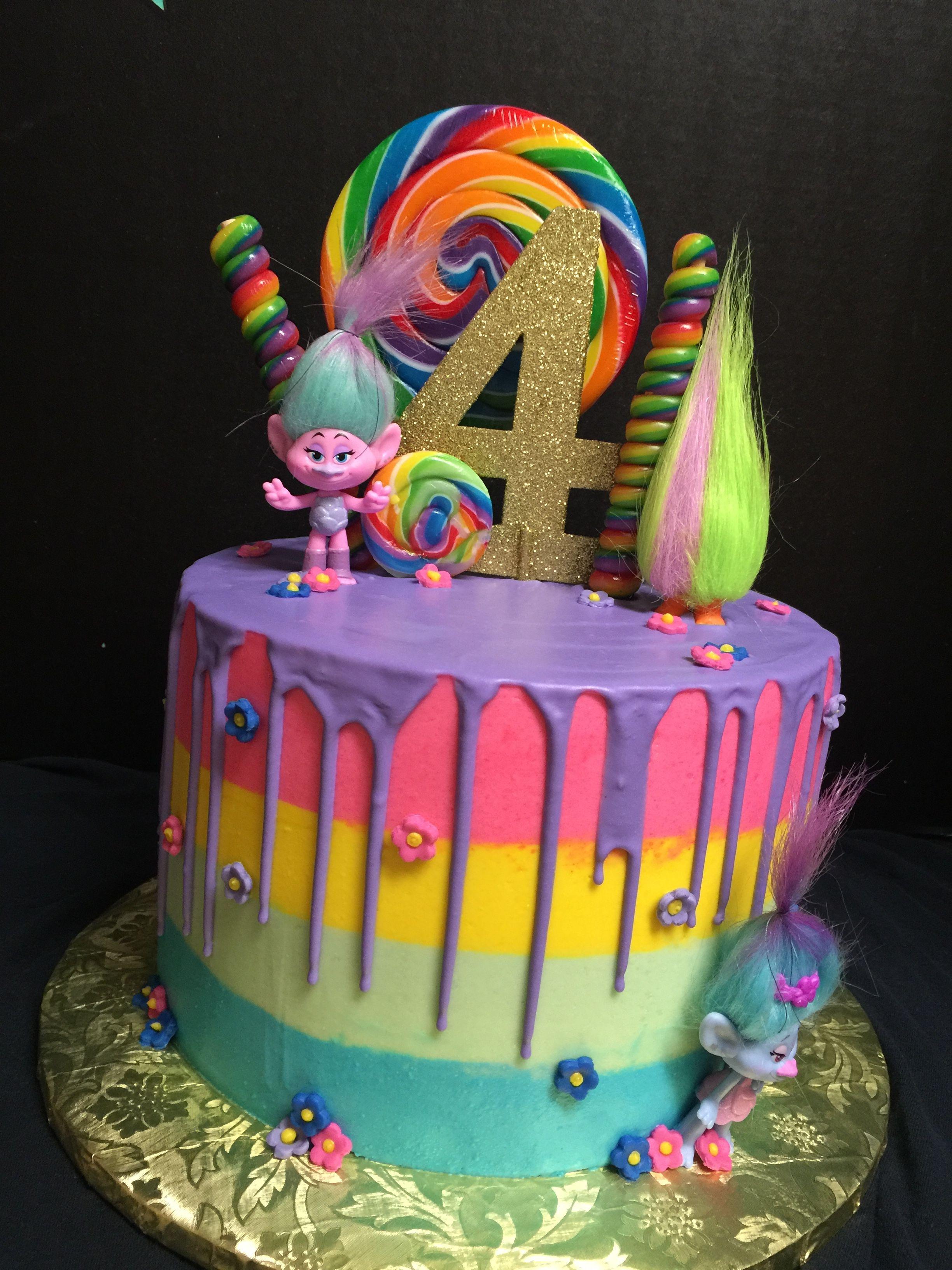 Trolls Cake Www Facebook Com Tdgcakes My Cakes In 2019