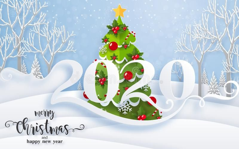 Merry Christmas Greetings And Happy New Year 2020 Templates With Beautiful Wint Sponsored Tem Merry Christmas Greetings Christmas Greetings Christmas Diy