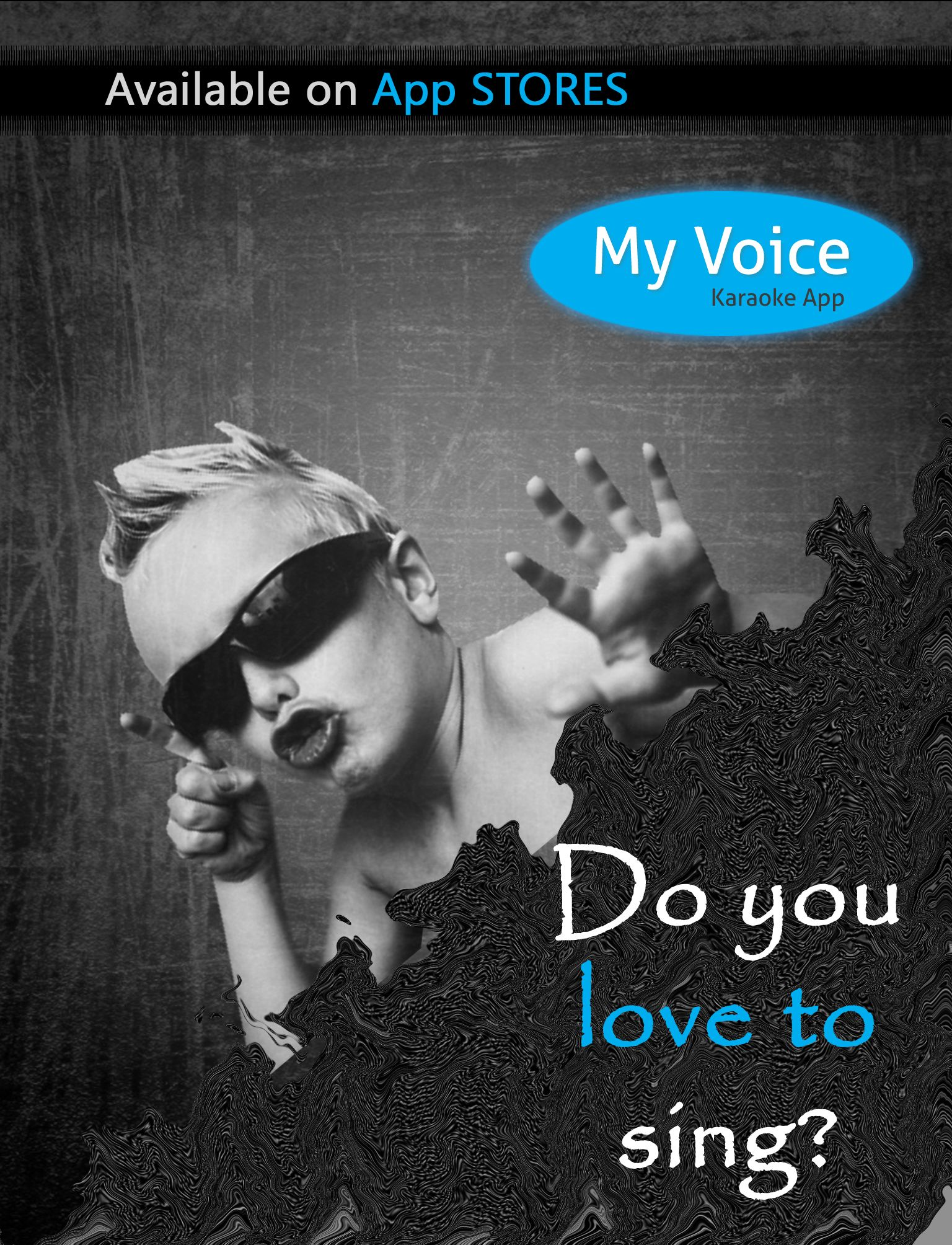 MY VOICE the best Karaoke App is available on App Store