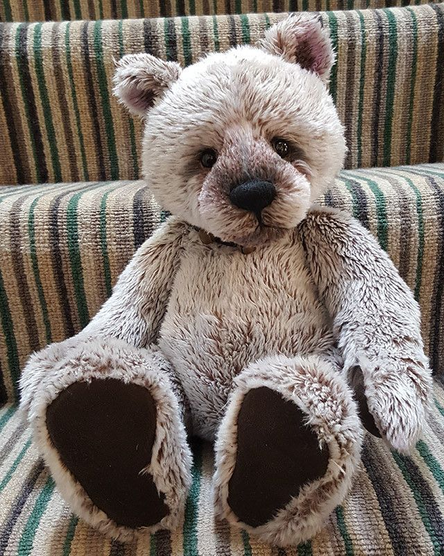 basil by charlie bears