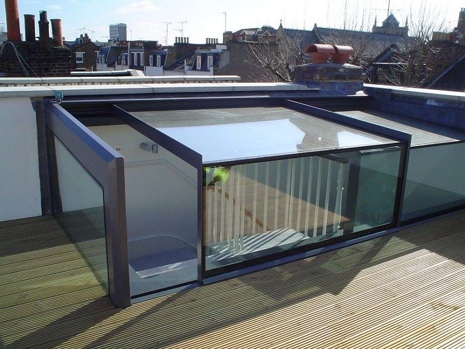 Glazing Vision Europe (Product) - Elektrisch dakluik Sliding Box ...