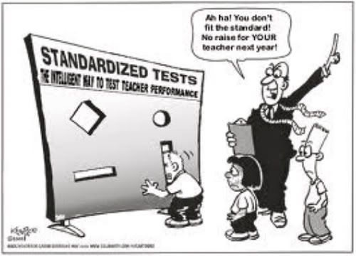 Teacher Evaluation Cartoons  Daily Kos Value Added Teacher