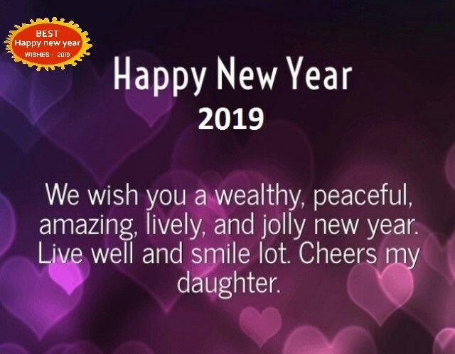 50 Best Happy New Year 2019 Images Wishes Best Happy New Year 2019 Images Download 50 Happy New Year Quotes Quotes About New Year New Year Wishes Messages