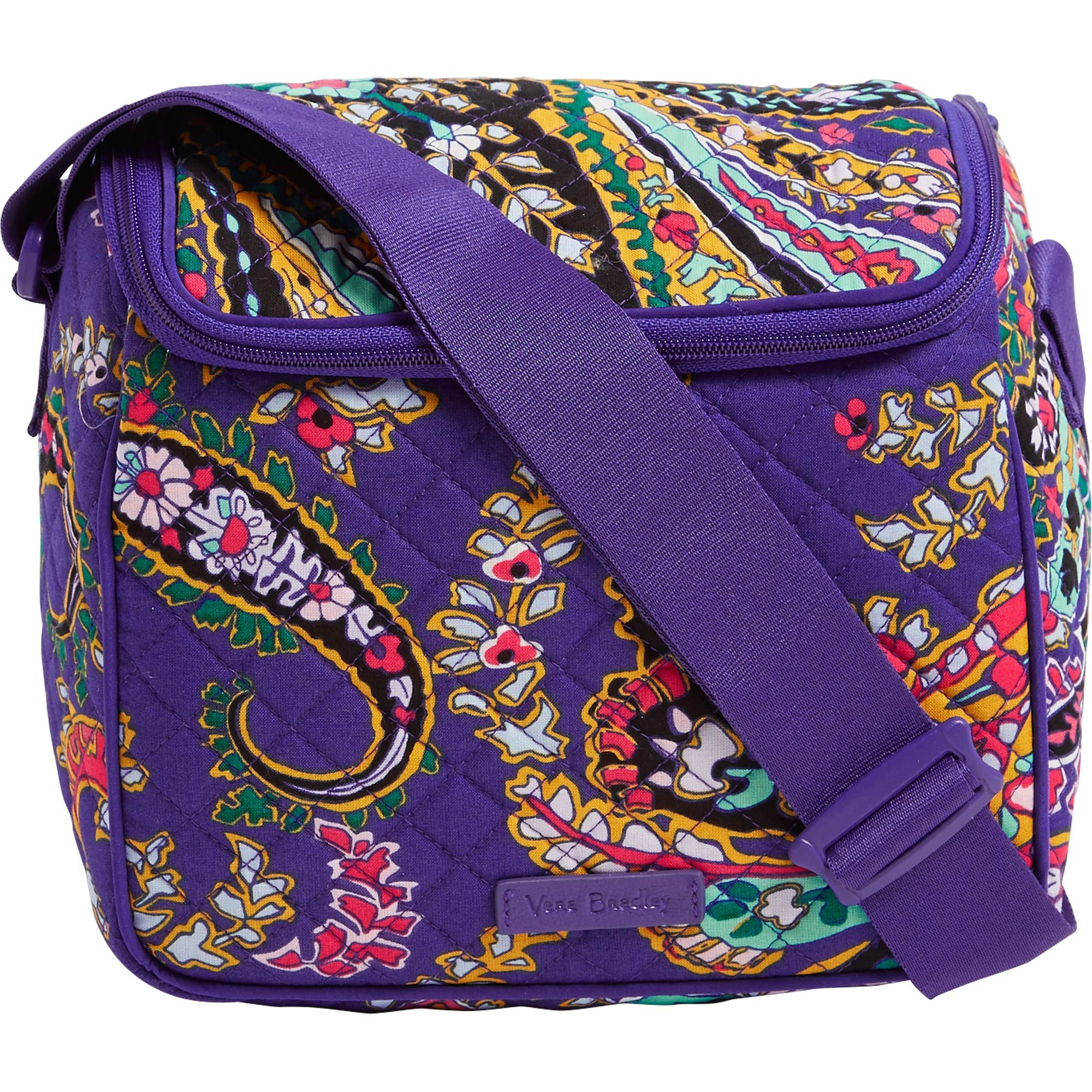 Vera Bradley - Iconic Stay Cooler - Romantic Paisley. Keep everything cool  when you head to the beach 6f361c3212122