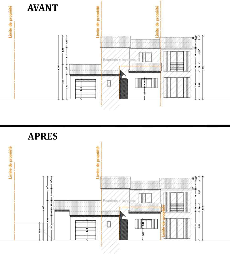 Declaration Prealable Vaison Extension Maison D Architecture Permis De Construire Plan Maison