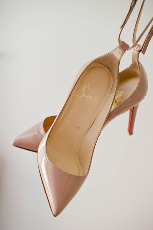 b731f6594a3e Nude Louboutins - The Perfect Pair Of Shoes Shoe Boots