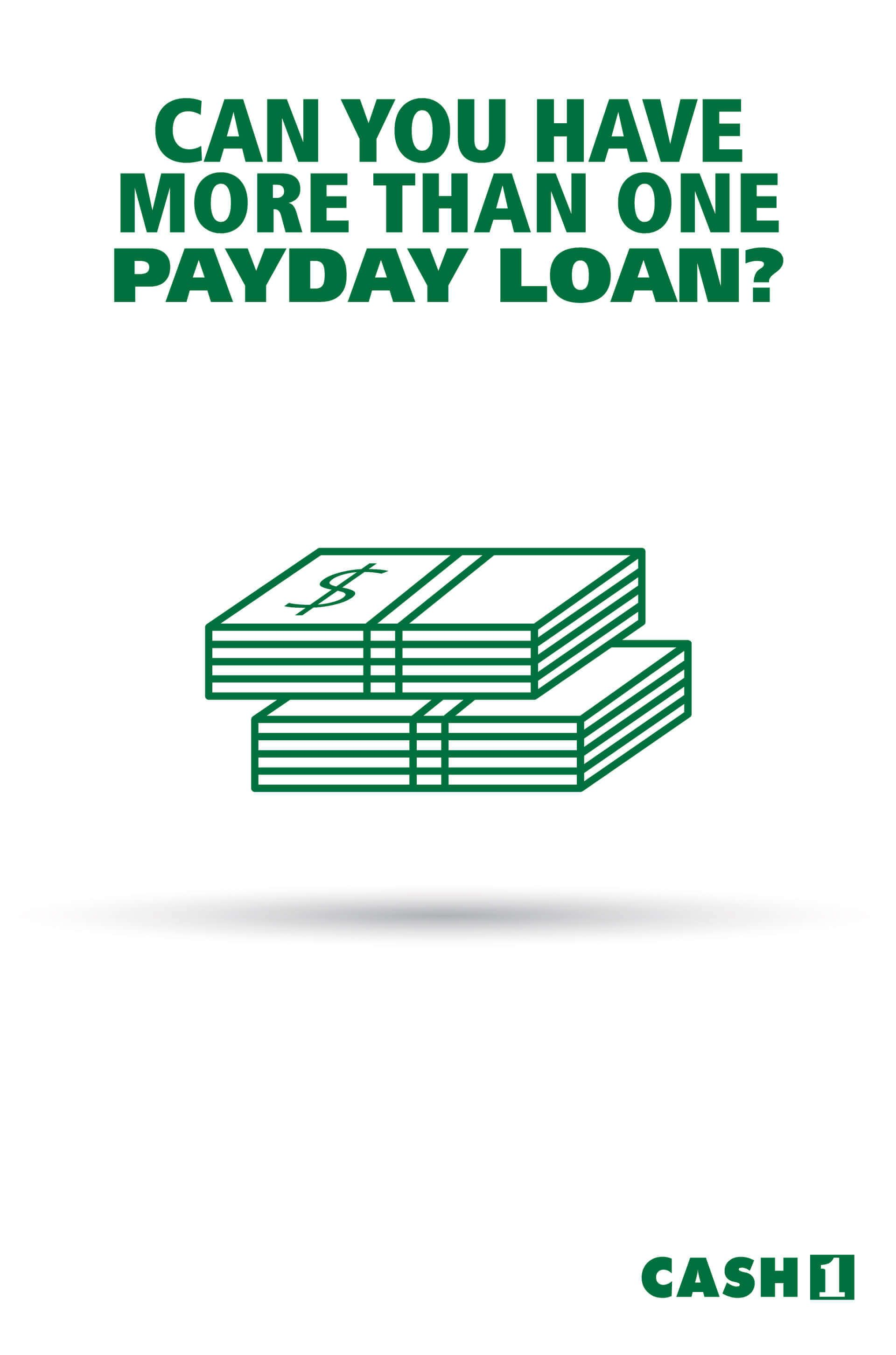 Can You Have Two Payday Loans At Once Payday Loans Payday Loan