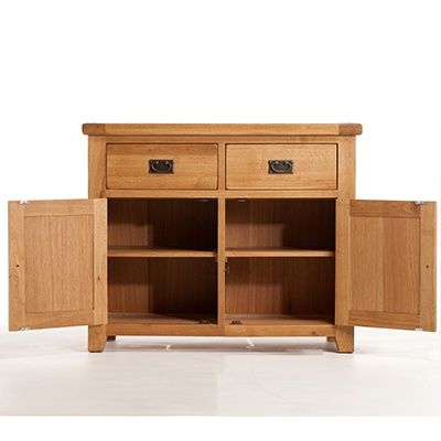 Harrop Small Sideboard Light Oak