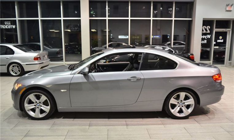 2008 bmw 335xi coupe hp