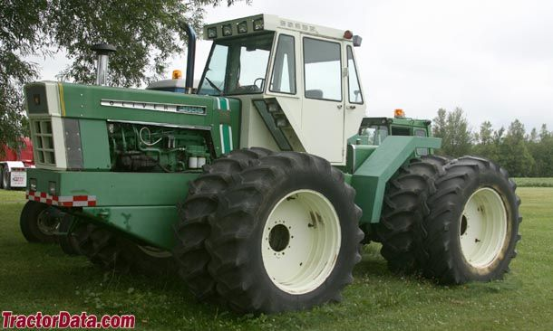 Tractordata Com Oliver 2655 Tractor Photos Information Tractors