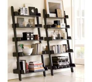 Pottery Barn Shelves This Is Nice Display Idea For How To Decorate Bookshelves