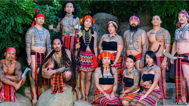 Reviving Filipino tribal tattoo art | Pinoy and proud ...