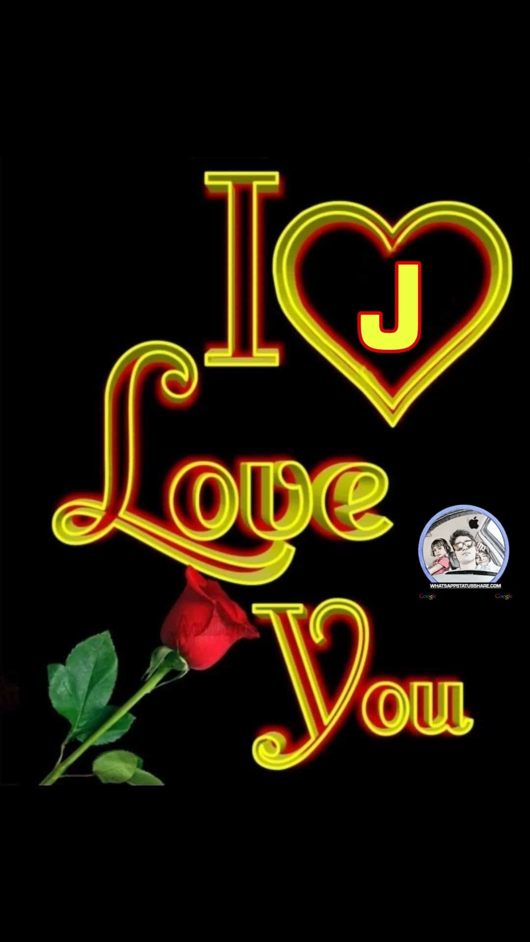 I Love You J I Love You All Namert Nameart 2021 Love Nameart 2021 In 2021 My Name Wallpaper P Words Name Wallpaper
