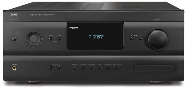 NAD T 787 Surround Receiver at Music Direct