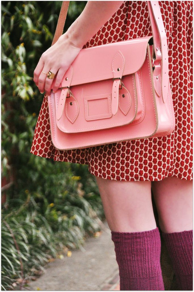 Red + Pink - Jadore-Fashion