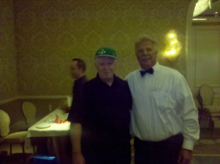 My Asst Tournament Director And Dan Harrington For The United Nations Poker Tournament Casino Party Best Casino