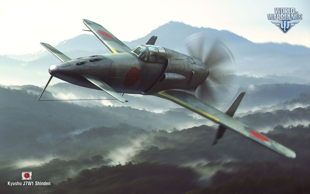 Even before the first prototype took to the air, the Navy ordered the J7W1 into production,[9] with a quota of 30 Shinden a month given to Kyushu's Zasshonokuma factory and 120 from Nakajima's Handa plant.[9] It was estimated some 1,086 Shinden could be produced between April 1946 and March 1947.