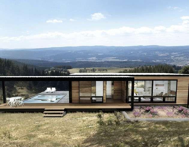 Casas prefabricadas con contenedores en 30 dias de todo - Contenedores casas prefabricadas ...