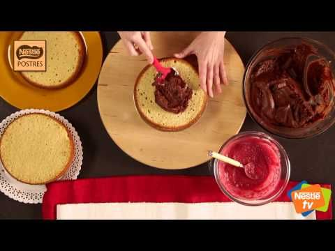 ▶ Layer cake - Recetas de Postres Nestlé - YouTube