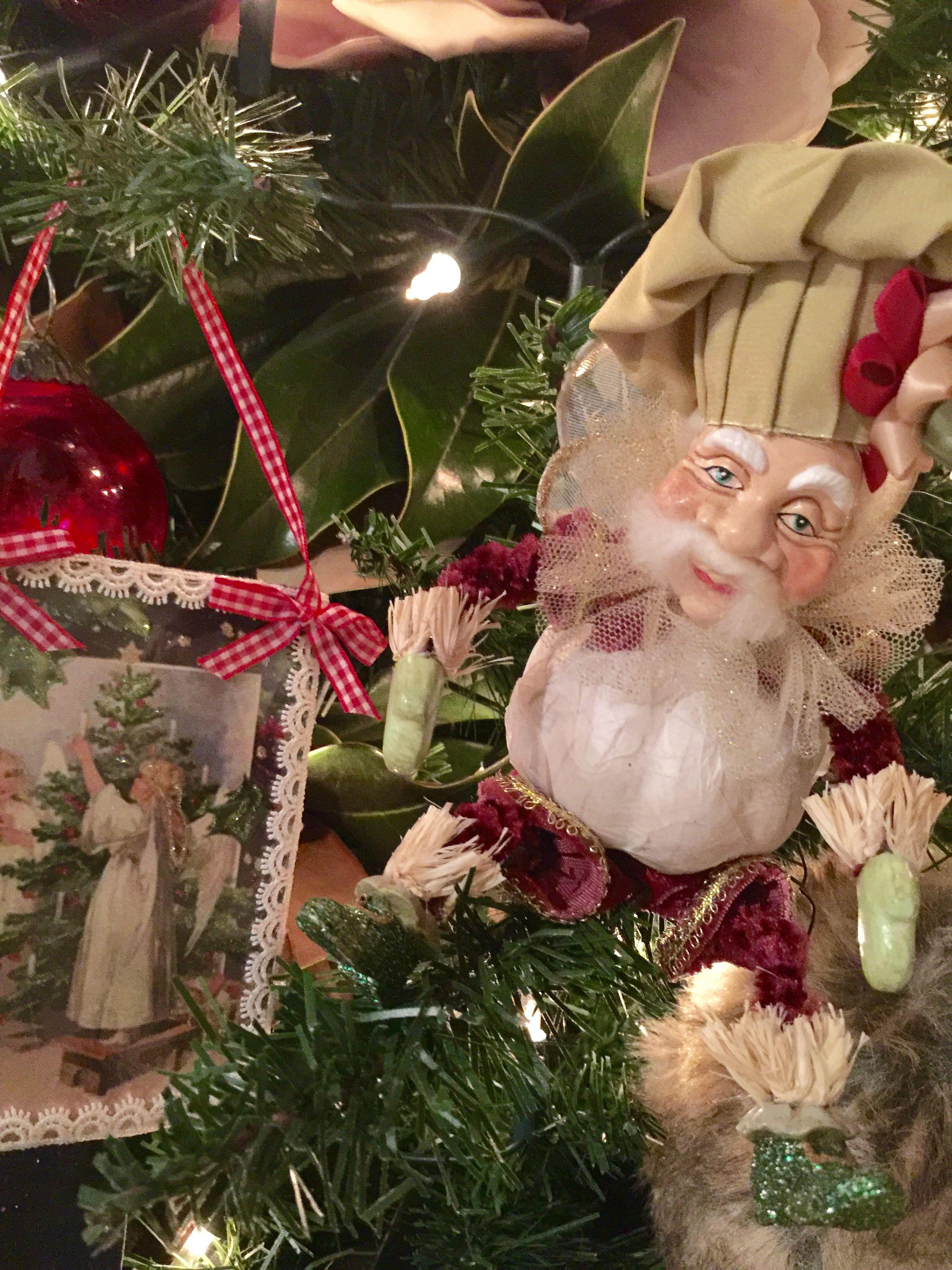 Christmas time... duende del ajo y de la suerte