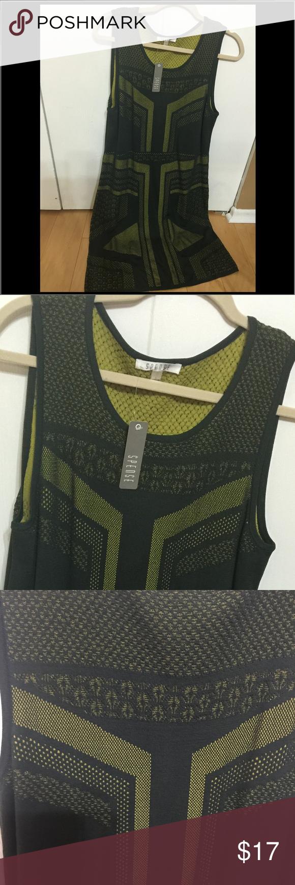 Dress Dress green Spense Dresses Midi
