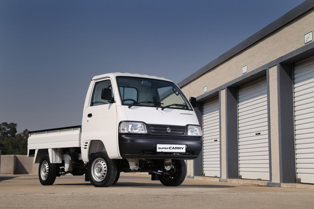 Pan India Launch Of Maruti Super Carry To Happen Next Fy