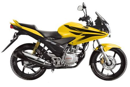 Honda Cbf Stunner 125 Cc Bike Specifications Price List Honda Car Lease Bike