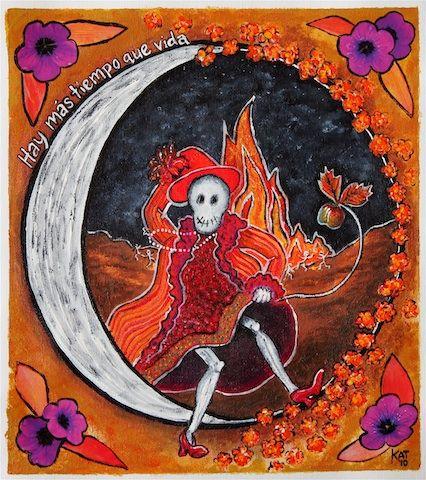 Samhain by catbirdcraft.deviantart.com on @deviantART