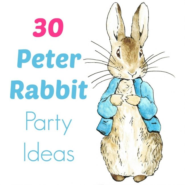 Peter Rabbit Birthday Banner Personalized Party Backdrop Decoration ...