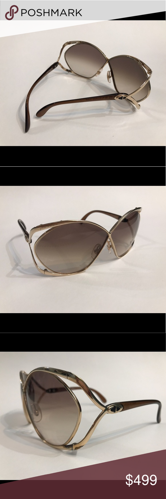 7a7a3535c62d Spotted while shopping on Poshmark  Christian Dior Sunglasses - Authentic!   poshmark  fashion  shopping  style  Dior  Accessories