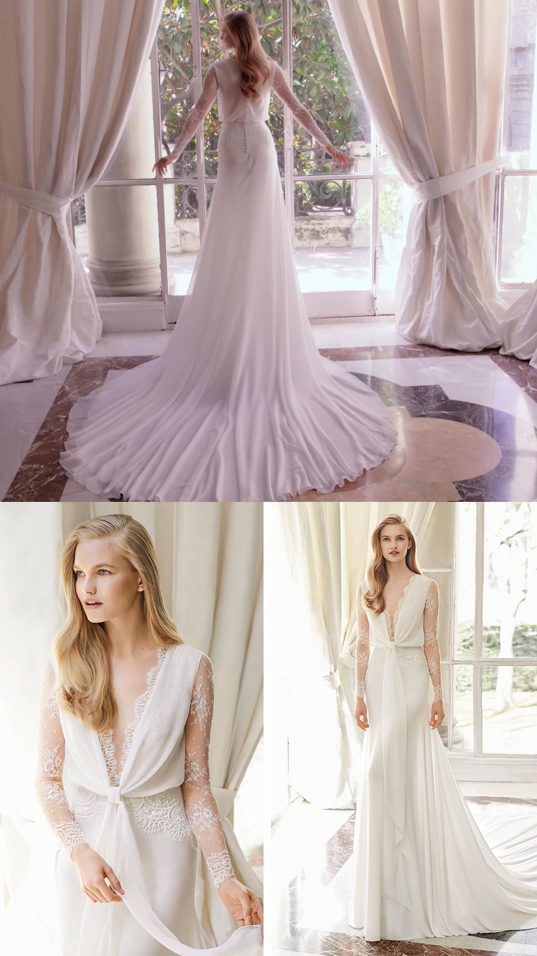Minerva Bridal 2019 Rosa Clara Couture Collection Video