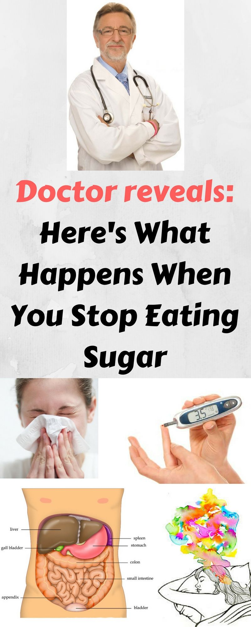 Things That Happen To Your Body When You Stop Eating Sugar
