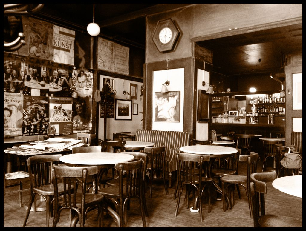 Wien Cafe Hawelka