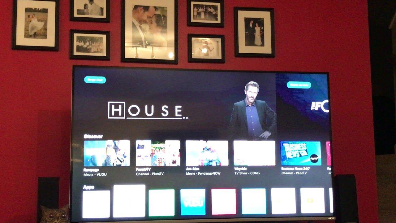 Vizio SmartCast OS Launch then TV Freezes and Restarts